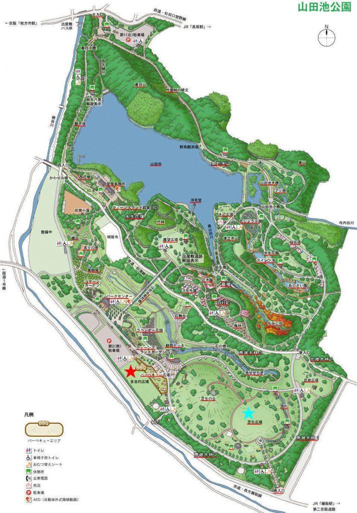 Map-yamadaike